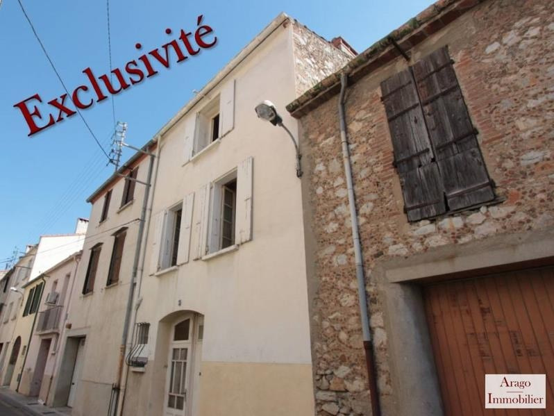 Sale house / villa Rivesaltes 96 600€ - Picture 1