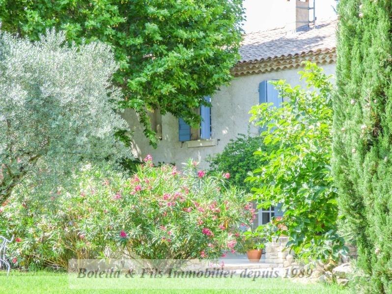Verkoop van prestige  huis Uzes 997000€ - Foto 16