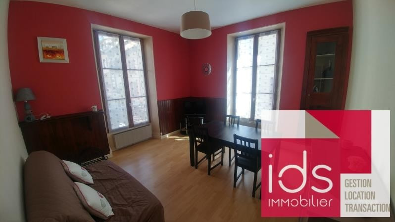 Vente appartement Allevard 71 000€ - Photo 1