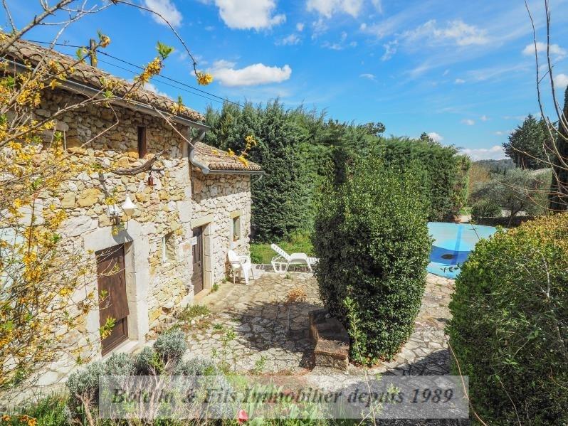 Verkoop van prestige  huis Uzes 533000€ - Foto 3