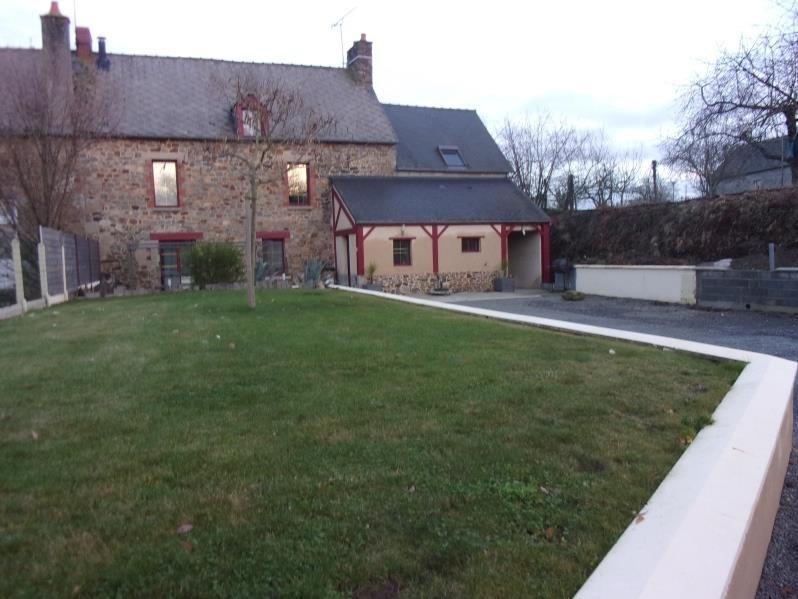 Vente maison / villa Combourg 214000€ - Photo 8