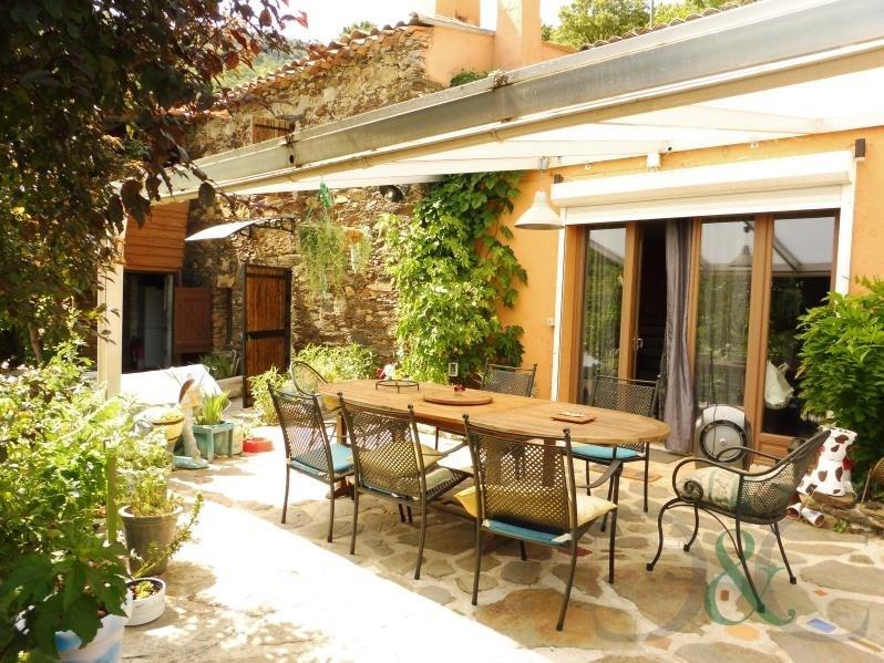 Vente maison / villa Collobrieres 598000€ - Photo 8