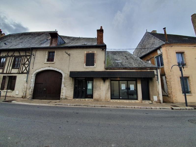 Rental office Aubigny sur nere 585€ HT/HC - Picture 1