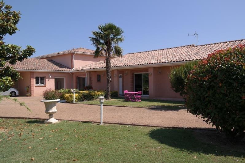 Vente maison / villa Grisolles 378000€ - Photo 1