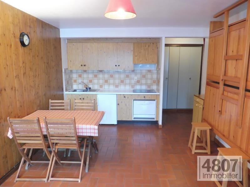 Vente appartement Sallanches 75000€ - Photo 4