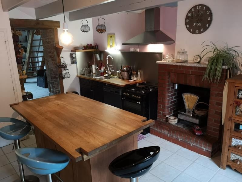 Verkoop  huis Pleslin trigavou 249600€ - Foto 6