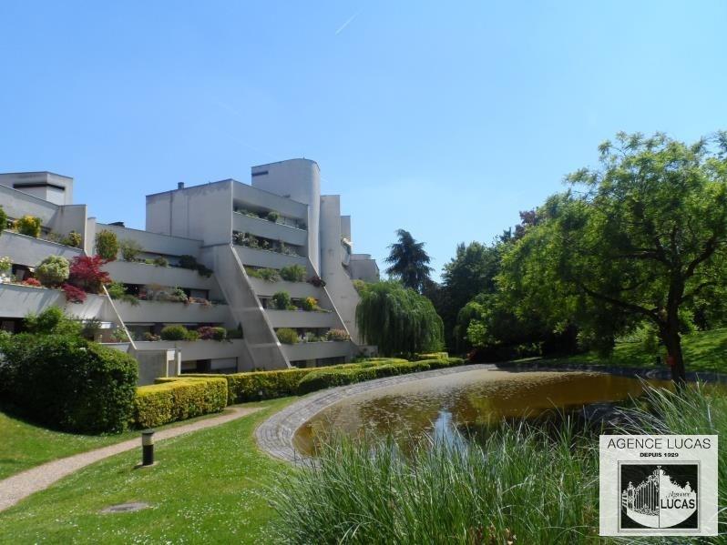 Sale apartment Verrières-le-buisson 499200€ - Picture 1