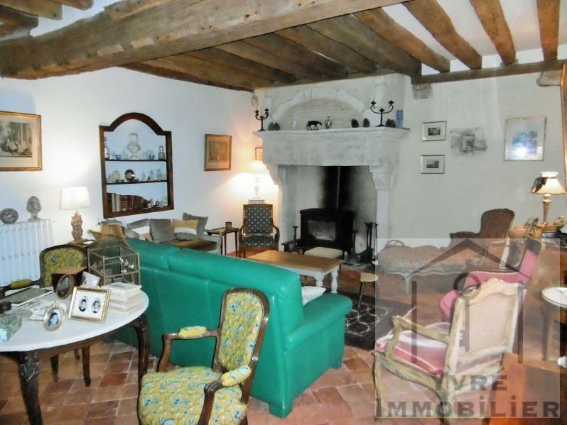 Sale house / villa Yvre l eveque 426400€ - Picture 3