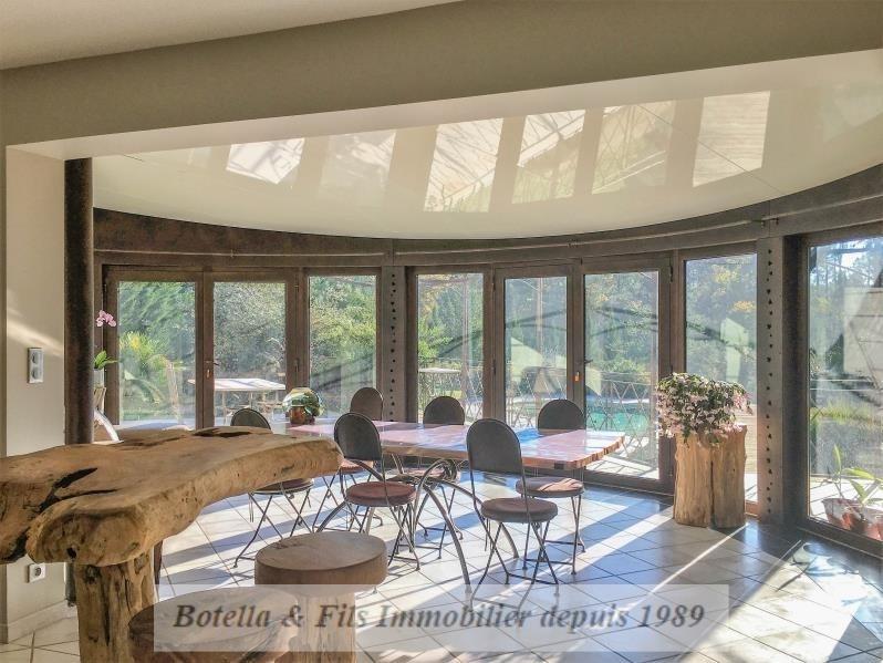 Verkoop van prestige  huis Barjac 593000€ - Foto 7