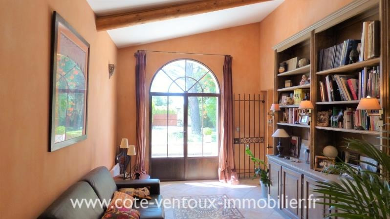 Sale house / villa Mazan 449 000€ - Picture 6
