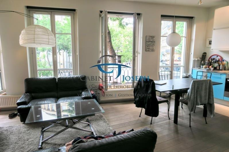 Sale apartment Paris 2ème 650000€ - Picture 2
