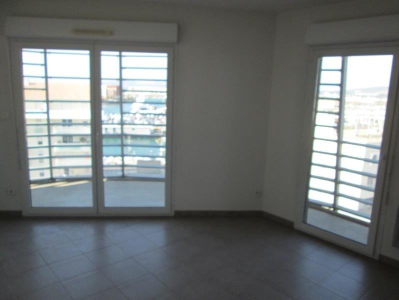Rental apartment Sete 604€ CC - Picture 1