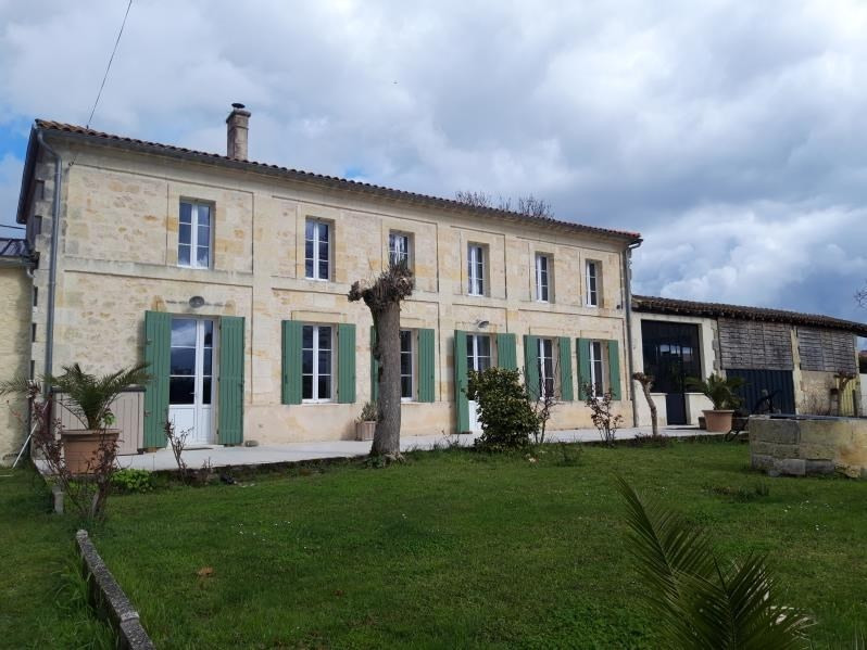 Vente maison / villa Cezac 355000€ - Photo 1
