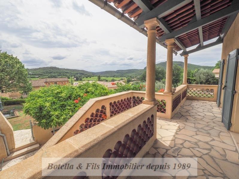 Vente de prestige maison / villa Uzes 527000€ - Photo 2