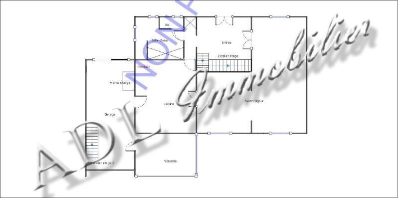 Sale house / villa Coye la foret 418000€ - Picture 8