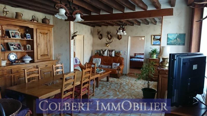 Verkoop  huis Ste colombe sur loing 130000€ - Foto 2