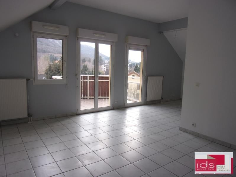 Rental apartment Challes les eaux 600€ CC - Picture 1