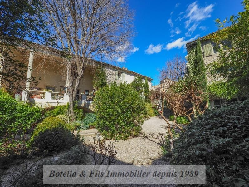 Vente de prestige maison / villa Uzes 870000€ - Photo 1