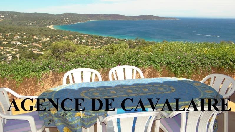 Vente de prestige maison / villa Cavalaire sur mer 995000€ - Photo 1