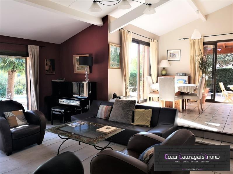 Sale house / villa Dremil lafage 525000€ - Picture 3