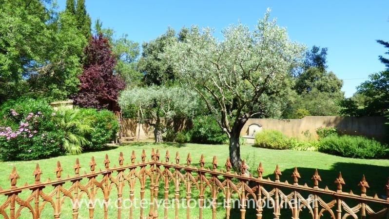 Sale house / villa Mazan 449000€ - Picture 11