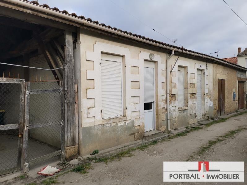 Sale house / villa Blaye 43000€ - Picture 1