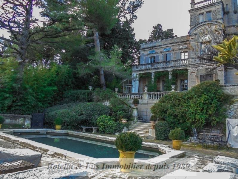 Verkoop van prestige  huis Villeneuve les avignon 1575000€ - Foto 5
