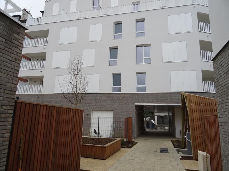 Rental apartment Aubervilliers 1584€ CC - Picture 2