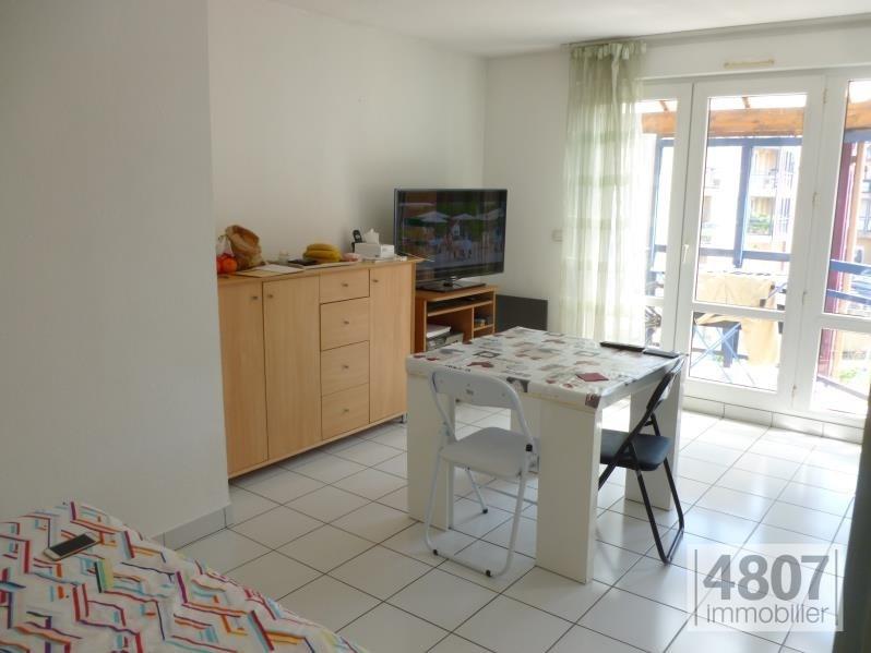 Vente appartement Viry 129000€ - Photo 3