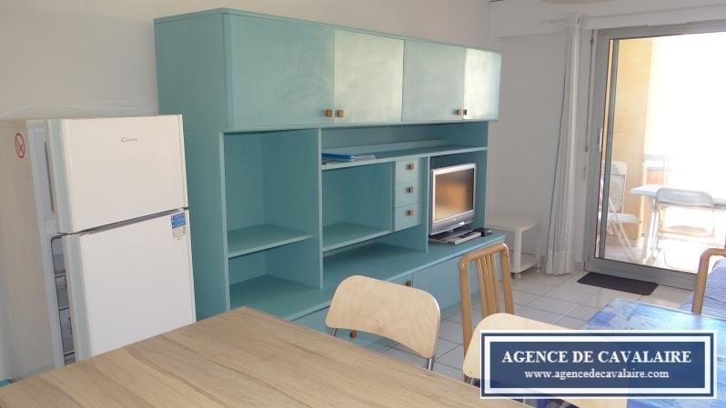Vente appartement Cavalaire sur mer 195000€ - Photo 3