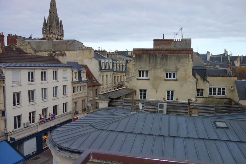 Sale apartment Caen 33 000€ - Picture 1