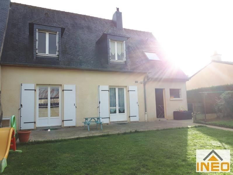Vente maison / villa Romille 153700€ - Photo 8