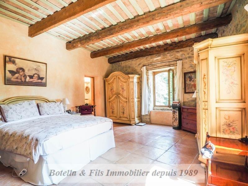 Venta de prestigio  casa Uzes 825000€ - Fotografía 19