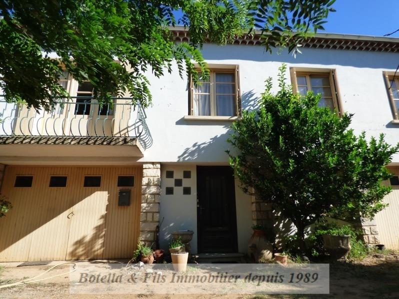 Vente maison / villa Bagnols sur ceze 245500€ - Photo 1