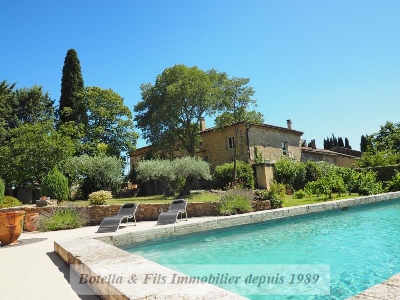 Vente de prestige maison / villa Uzes 1995000€ - Photo 1