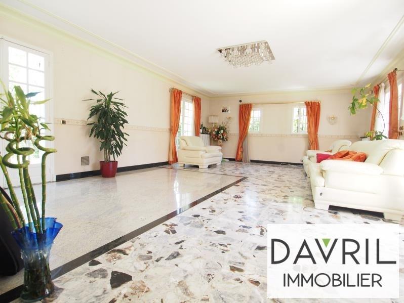 Deluxe sale house / villa Conflans ste honorine 689000€ - Picture 2