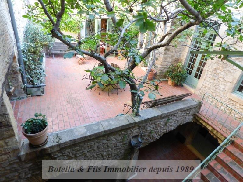 Deluxe sale house / villa Uzes 399000€ - Picture 2