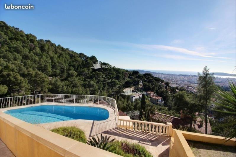 Deluxe sale house / villa Toulon 820000€ - Picture 1