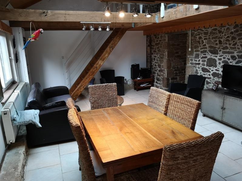 Verkoop  huis Pleslin trigavou 249600€ - Foto 4