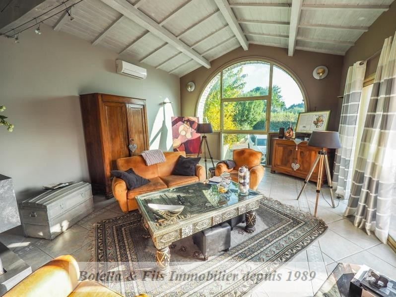 Vente de prestige maison / villa Bagnols sur ceze 490000€ - Photo 6