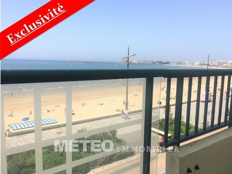 Verkauf wohnung Les sables d'olonne 260250€ - Fotografie 1