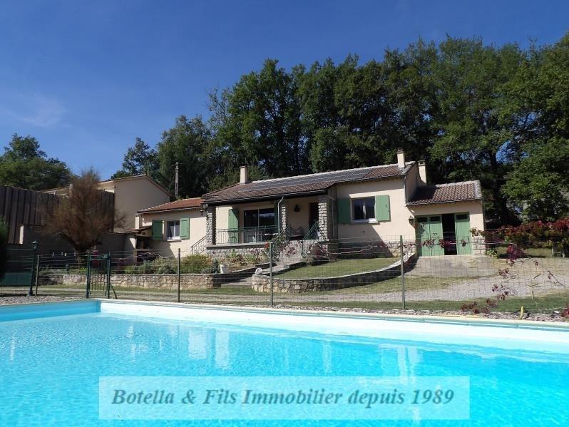 Vente maison / villa Vallon pont d'arc 235000€ - Photo 1