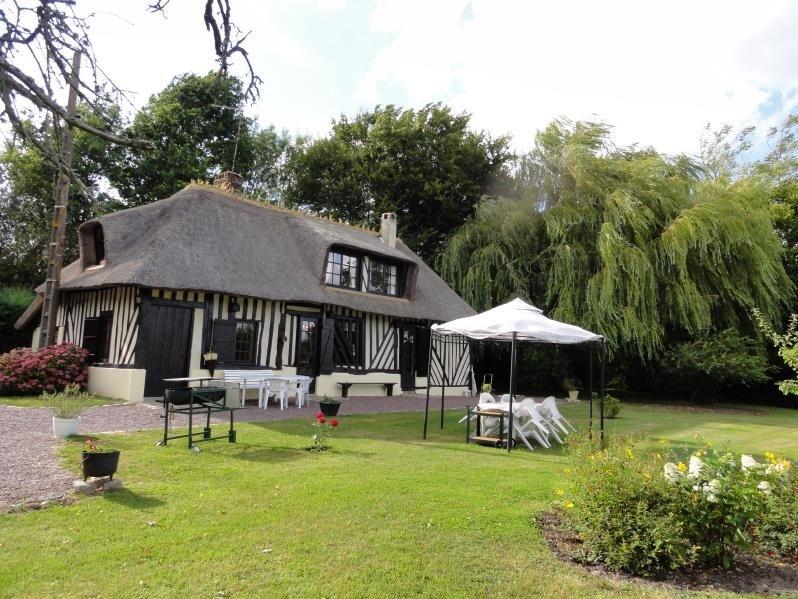 Vente maison / villa Annebault 279000€ - Photo 1