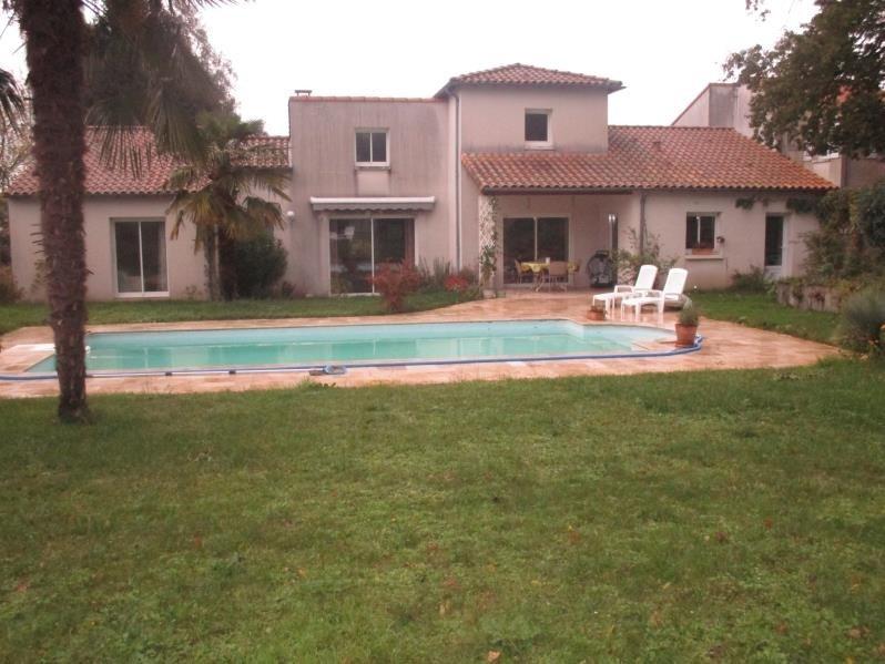 Vente maison / villa Chauray 386650€ - Photo 1