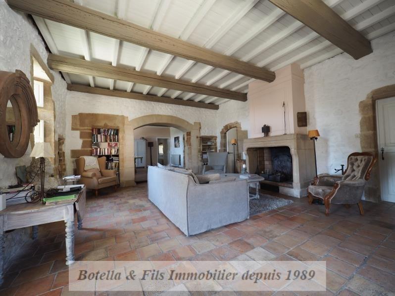 Verkoop van prestige  huis Uzes 2200000€ - Foto 6