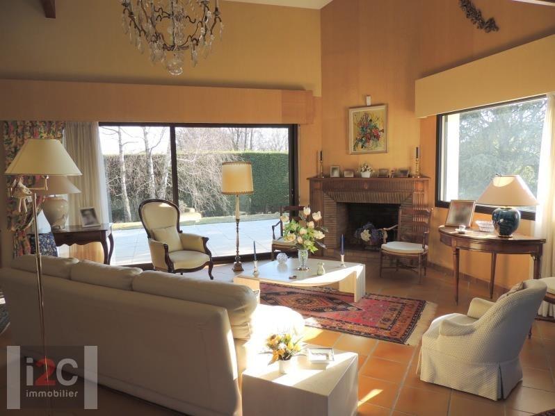 Vendita casa Prevessin-moens 1210000€ - Fotografia 3