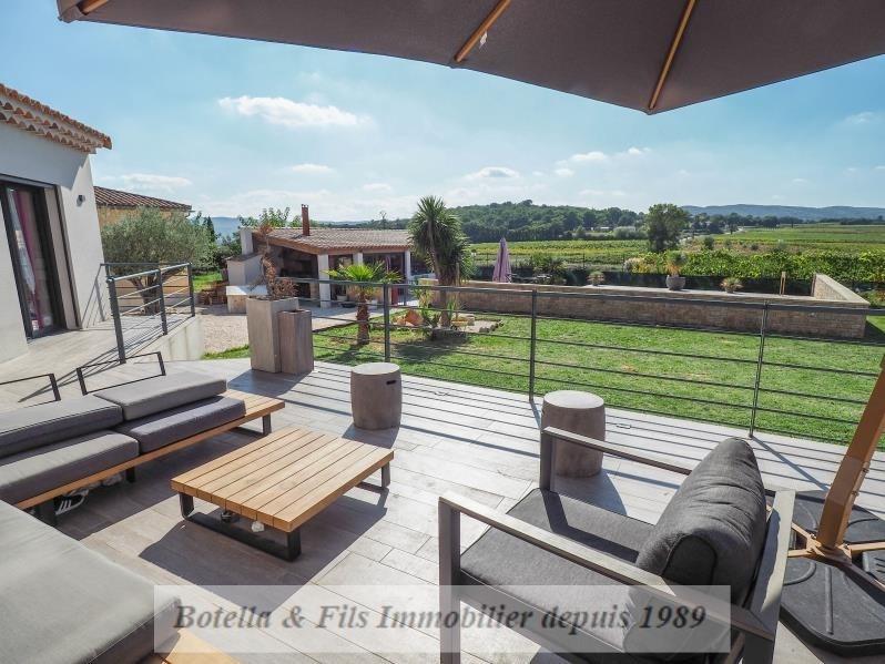 Venta de prestigio  casa Goudargues 580000€ - Fotografía 6