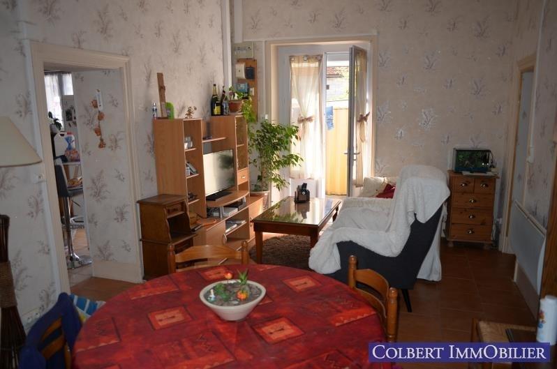 Vente maison / villa Seignelay 79000€ - Photo 2