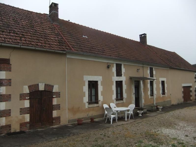 Vente maison / villa Charbuy 170000€ - Photo 1