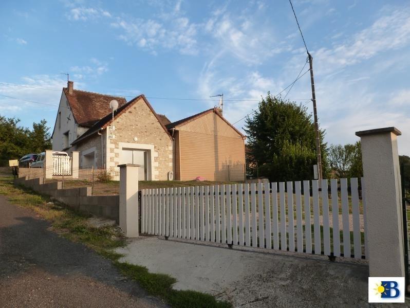 Location maison / villa Oyre 495€ CC - Photo 1